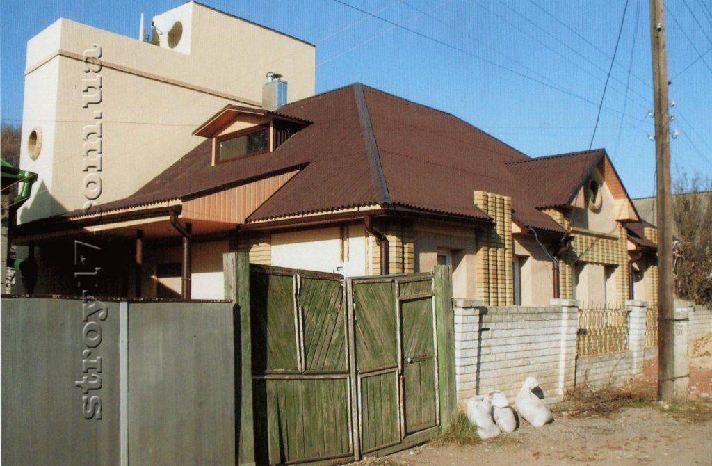 Реконструкция дома по улице Ильича 93 фото 1