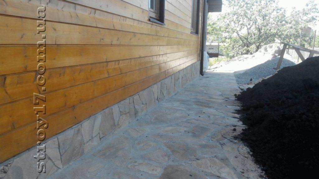 Строительство дачного дома «Водобуд» по канадской технологии фото 4