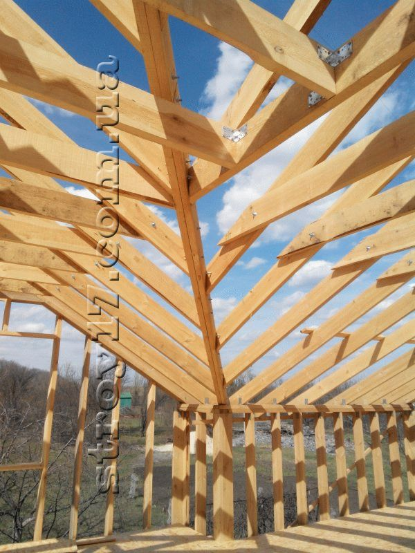 Строительство каркасного дома по проекту Z197 фото 19