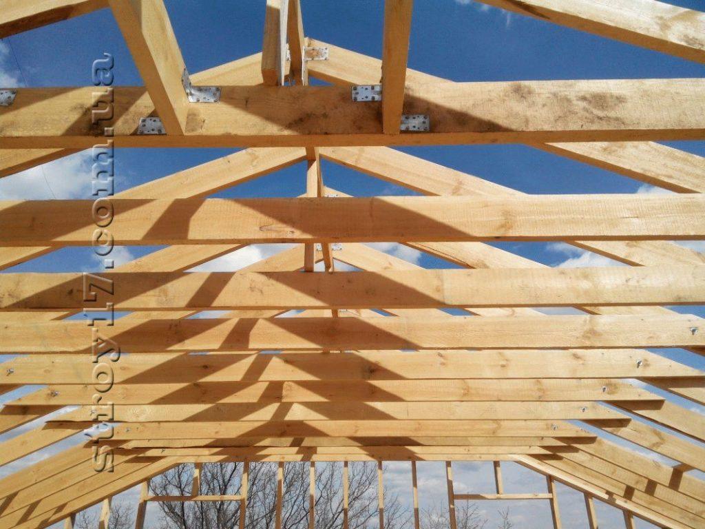 Строительство каркасного дома по проекту Z197 фото 18
