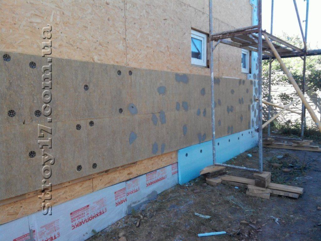 Строительство каркасного дома по проекту Z197 фото 10