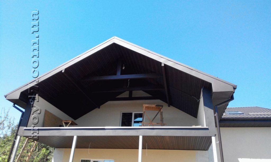 Каркасный дом по проекту Z197 фото 10