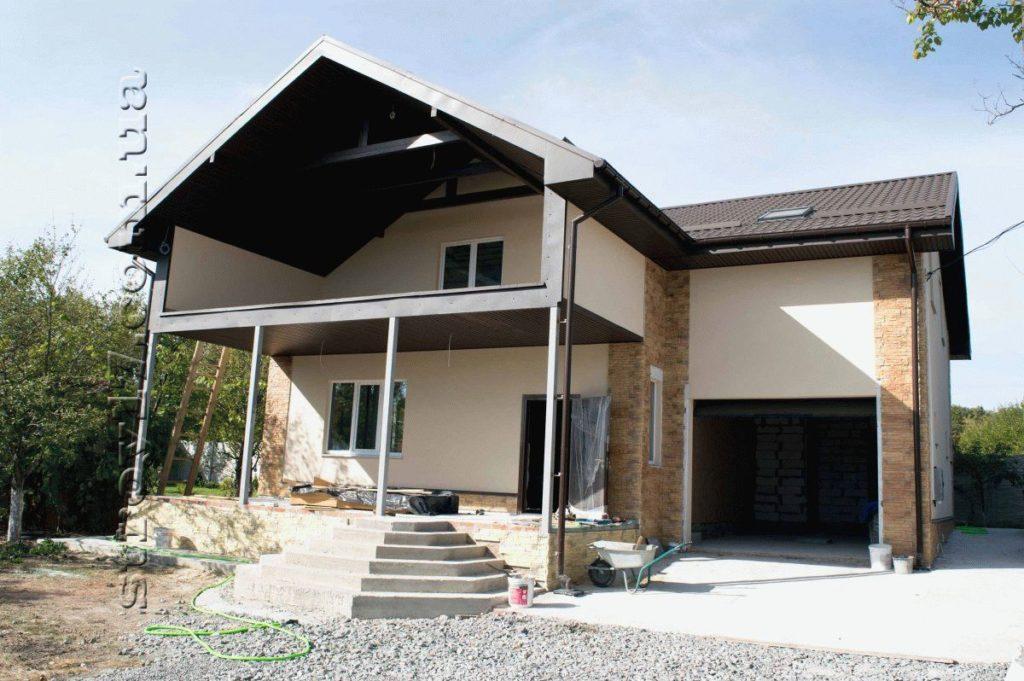Каркасный дом по проекту Z197 фото 8