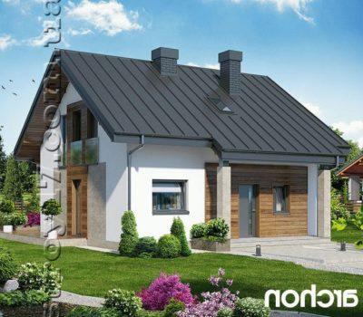 Строительство каркасного дома по проекту Миниатюрка, 2