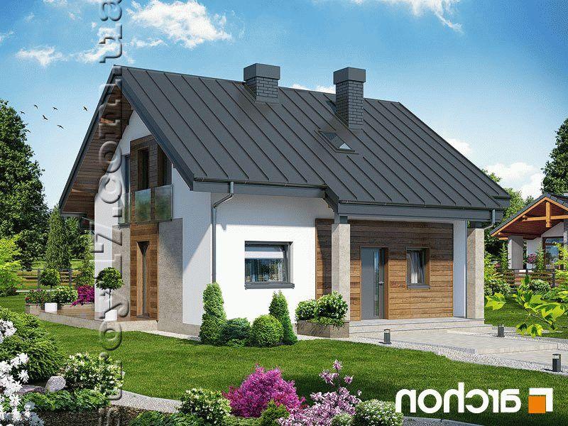 Пример строительство каркасного дома по проекту «Миниатюрка»