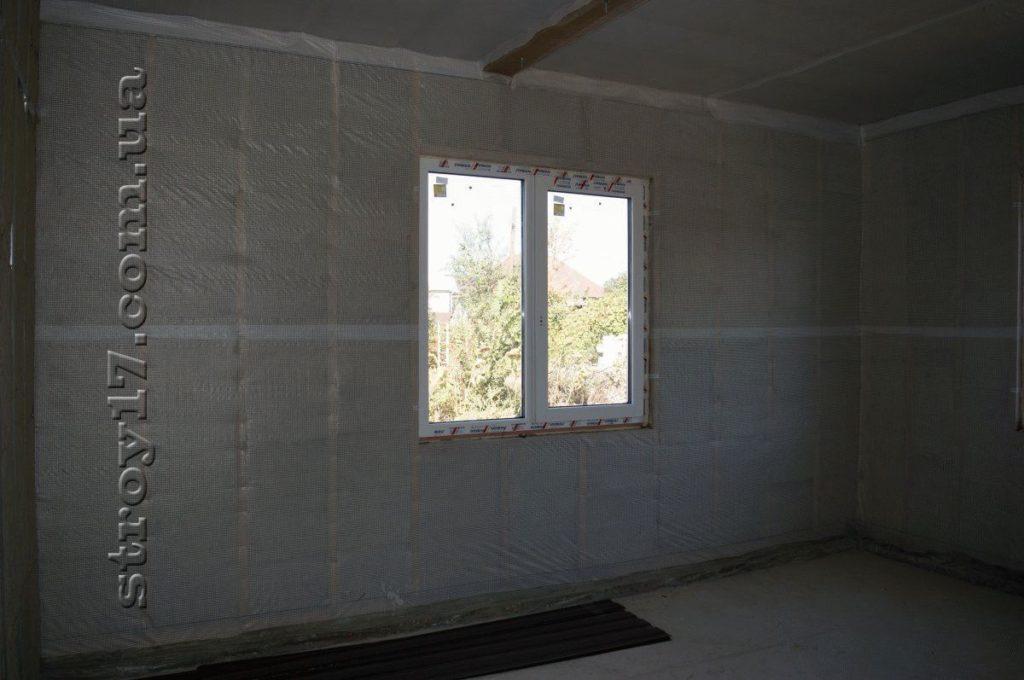 Строительство частного каркасного дома фото 3