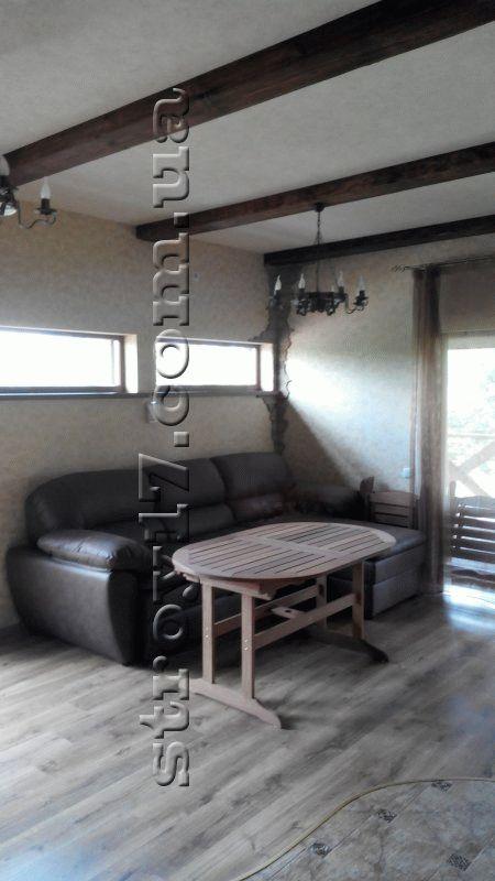 Интерьер дачного дом по канадской технологии фото 1