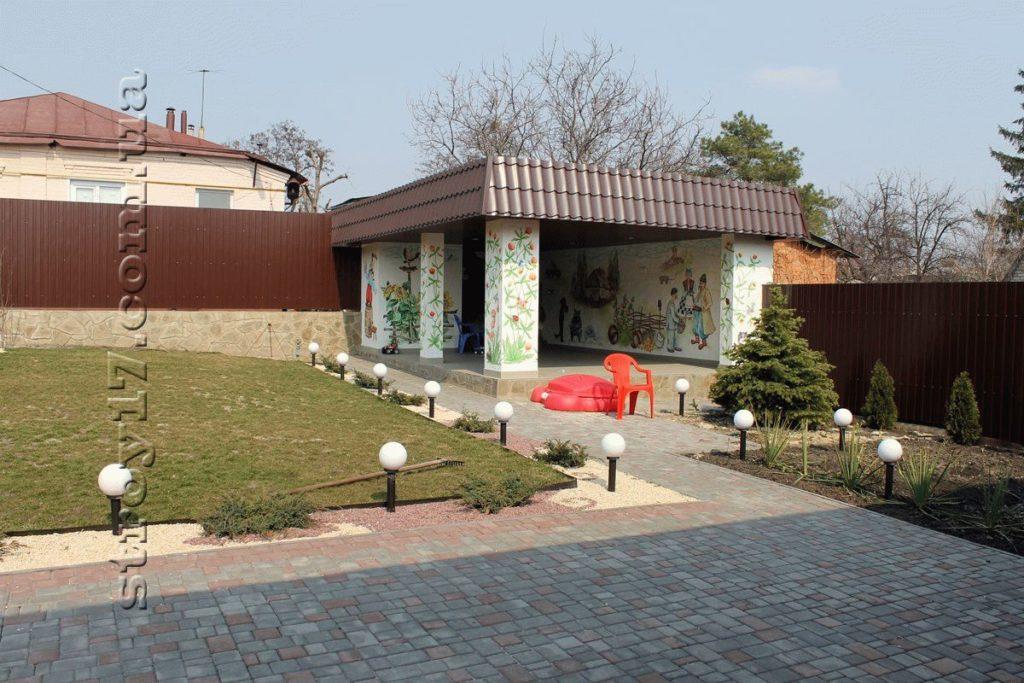 Строительство частного дома из поризованной керамики фото 2