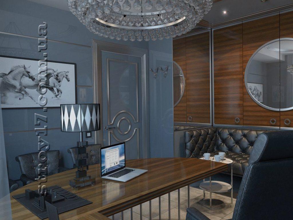 3D визуализация ремонта офиса фото 8