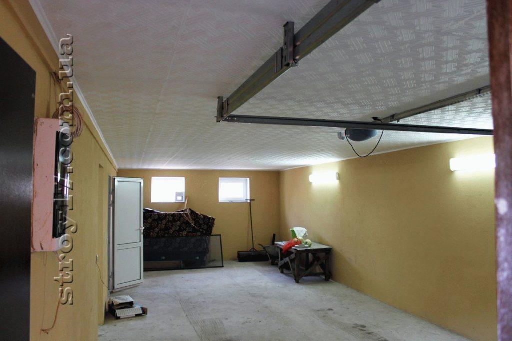 Оформление гаража фото 1