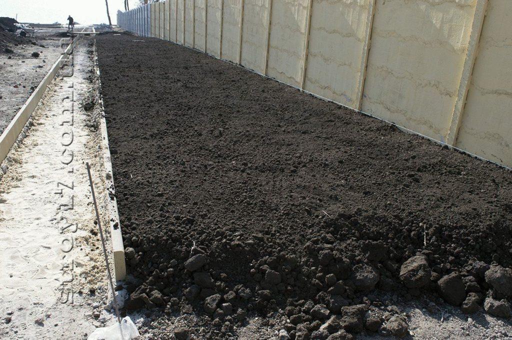Планирование участка по проекту Водобуд-2 фото