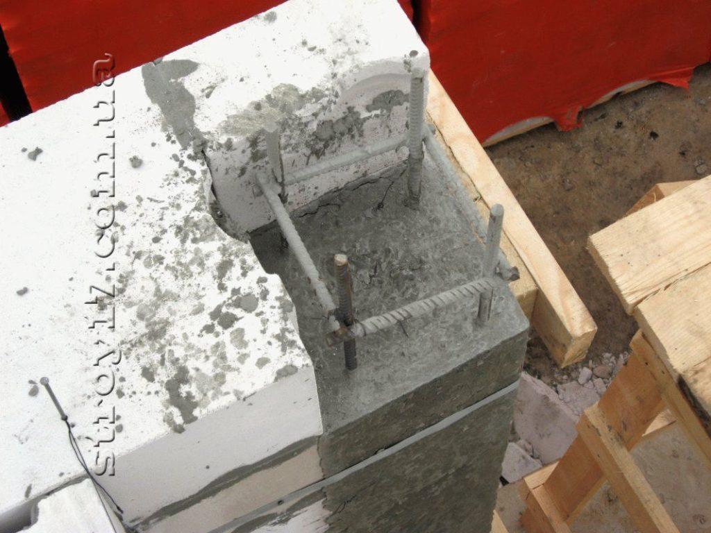 Строительство частного дома из газоблоков фото 13