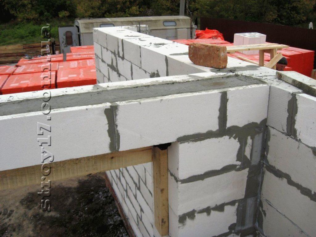 Частный дом из газоблоков по проекту «Престиж» фото 2