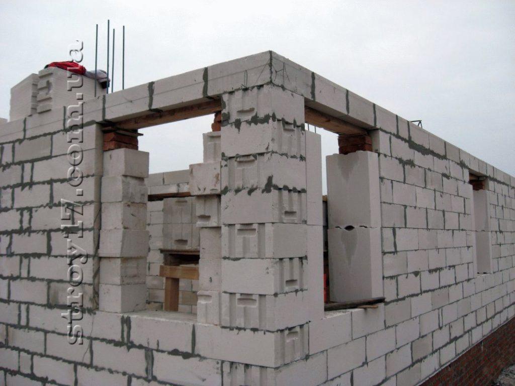 Частный дом из газоблоков по проекту «Престиж» фото 3