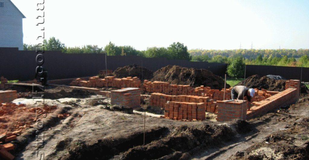 Строительство частного дома из газоблоков фото 6