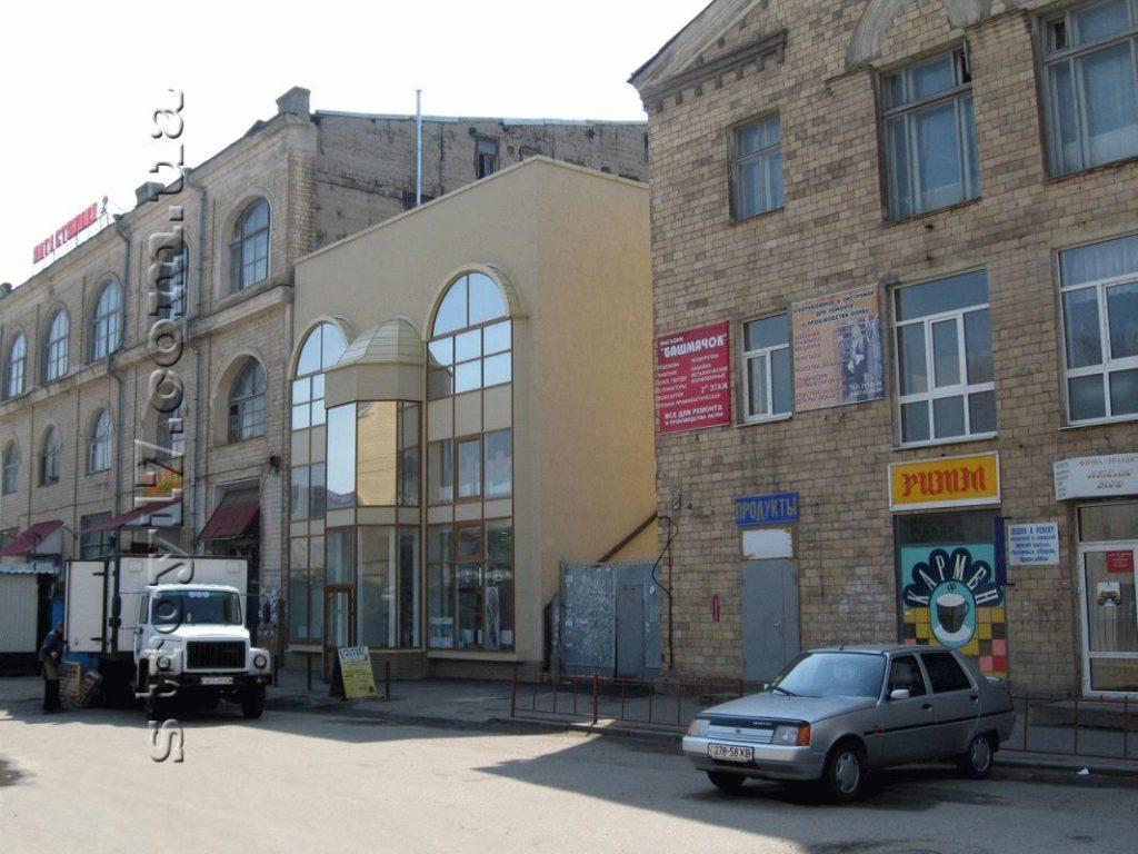 Строительство двухэтажного магазина на Суздальских рядах фото 2