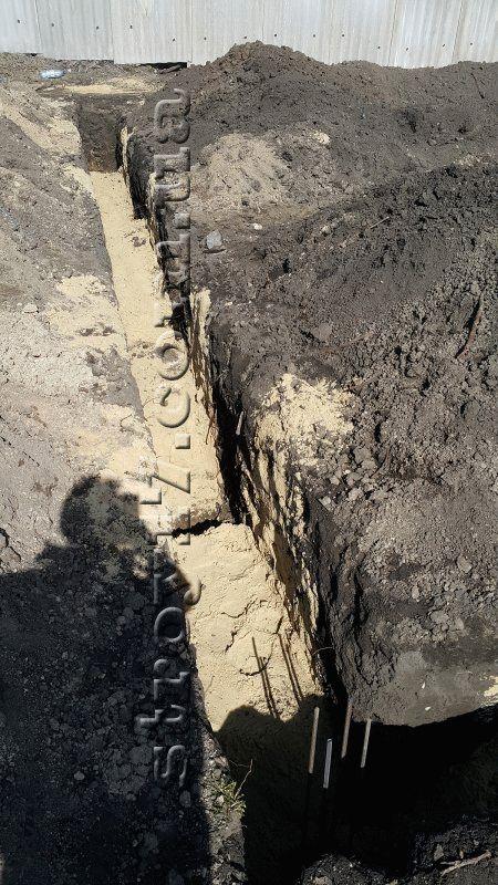 Строительство каркасного дома по проекту Миниатюрка, 2 фото 1
