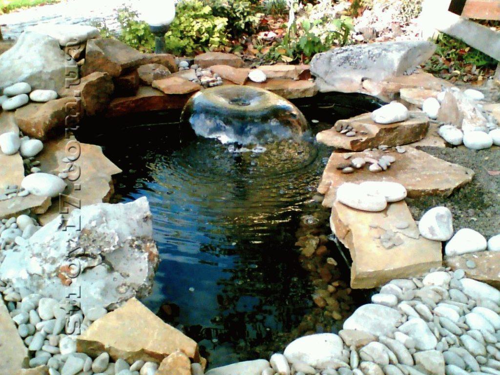 Сооружение водопадов фото 1