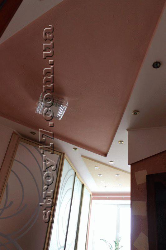 Оформление потолка фото 2