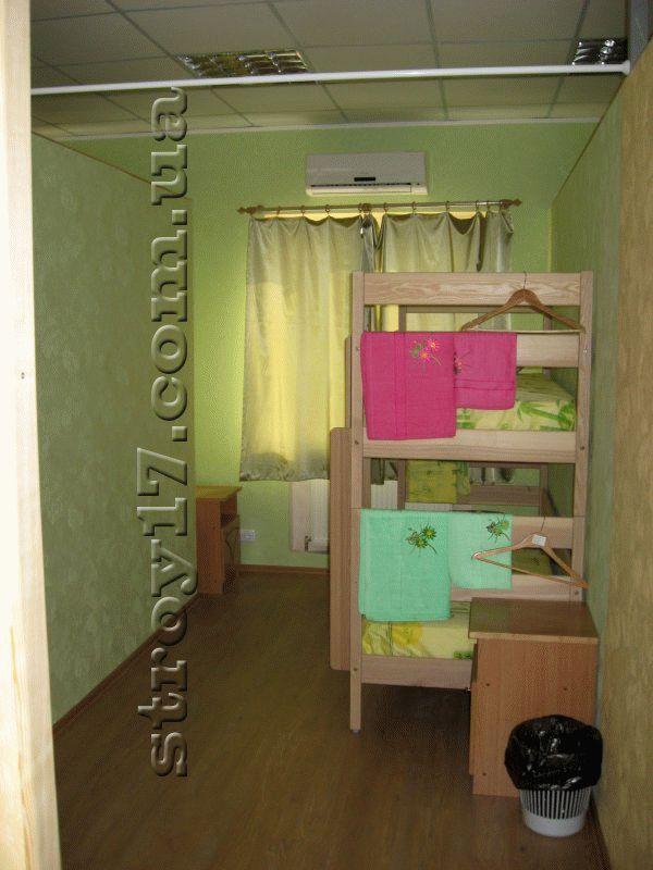 Перепланировка и ремонт помещения под хостел фото 4
