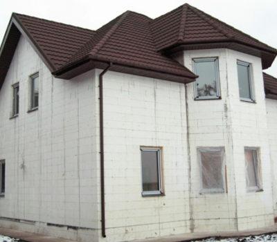 Строительство в Харькове домов по технологии термодом