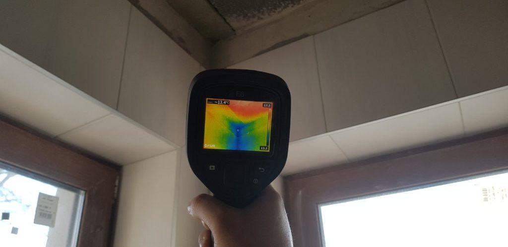 Тест на герметичность Blower Door Test фото 1