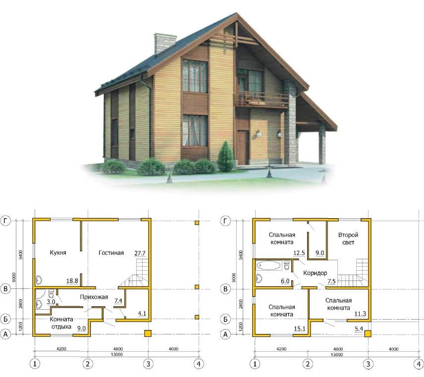 Проектирование домов в Харькове