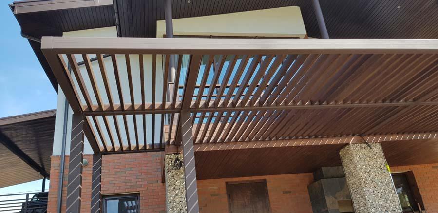 Фасад дома фото 2