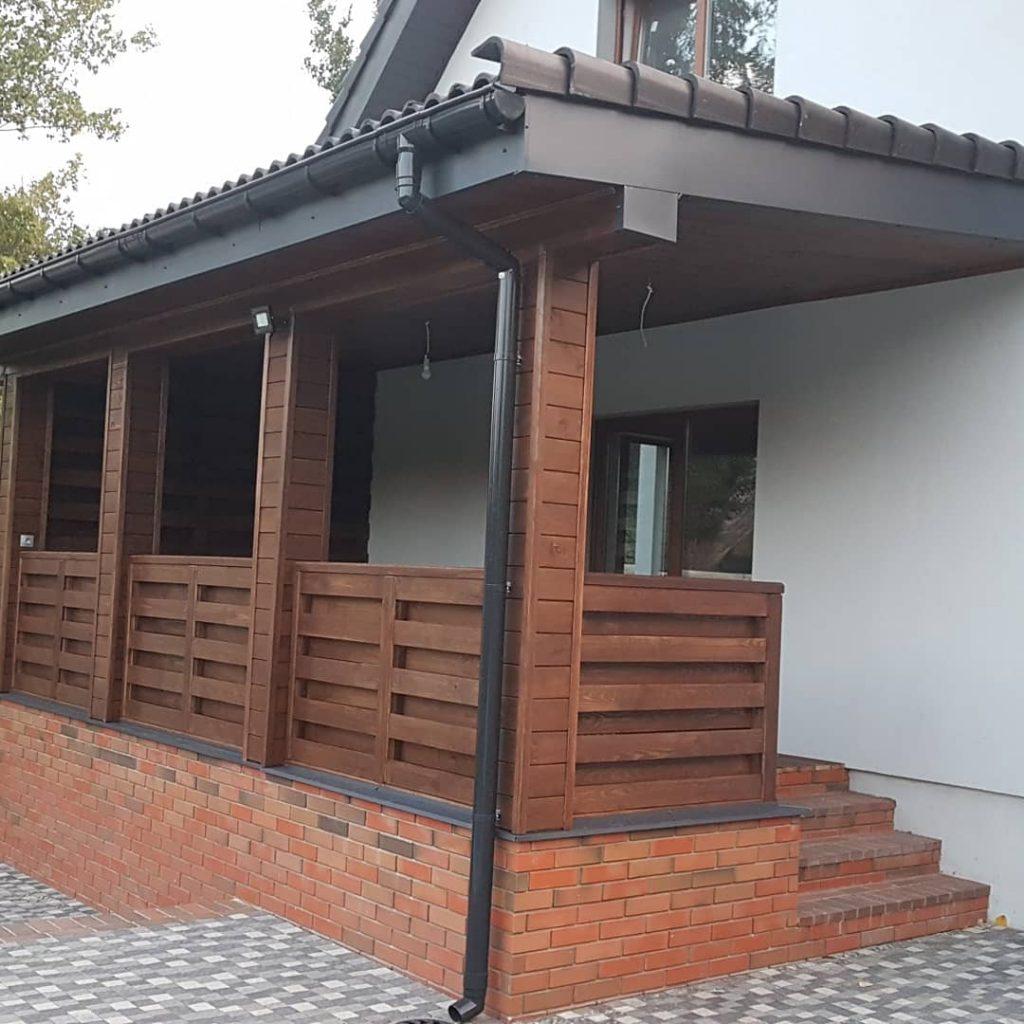 Дом из керамических блоков фото 6