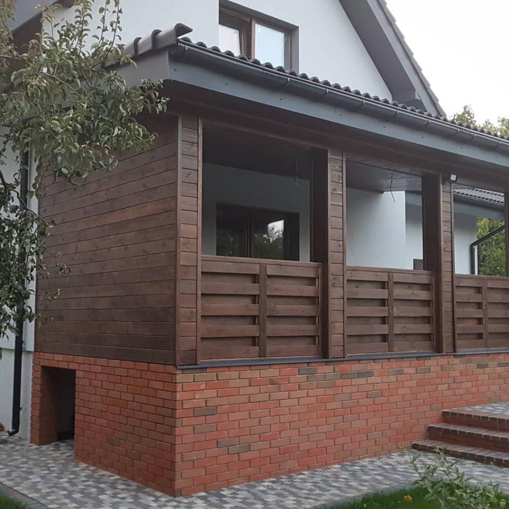 Дом из керамических блоков фото 7