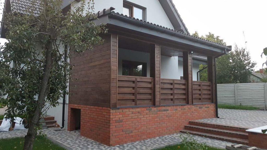 Дом из керамики 150 кв.м. фото 1