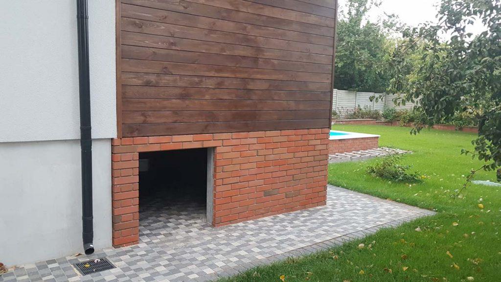 Дом из керамики 150 кв.м. фото 2
