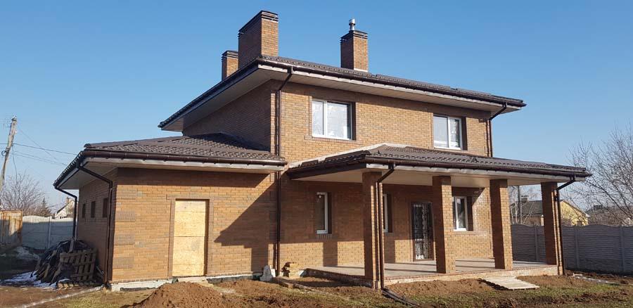 Дом в Покотиловке