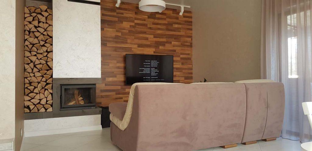 Интерьер в доме из керамики фото 1