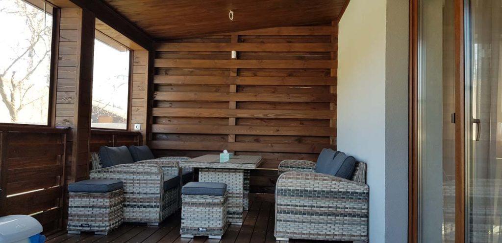 Интерьер в доме из керамики фото 5