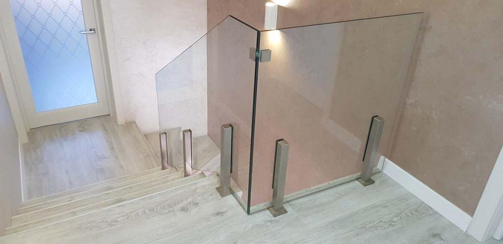 Лестница в доме из керамики фото 1
