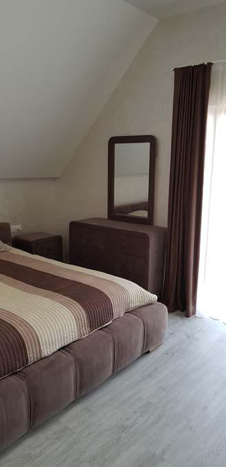 Спальня в доме из керамики фото 1