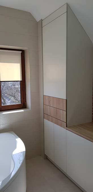 Ванная комната в доме из керамики фото 3