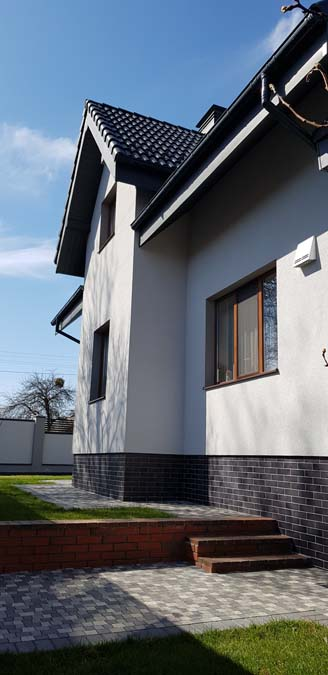 Дом из керамических блоков фото 3