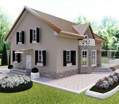 Дом на Малой Даниловке