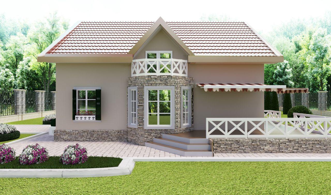 Дом в Малой Даниловке фото 2