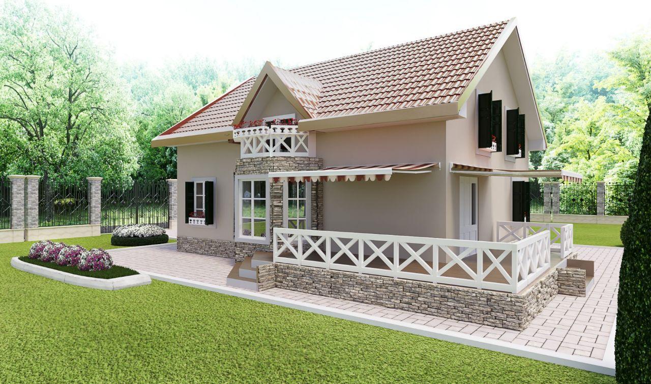 Дом в Малой Даниловке фото 3