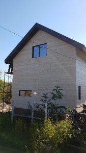 Вентилируемый фасад фото 7