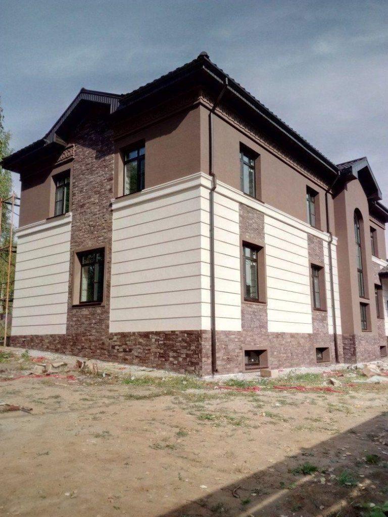 Утепление фасада каменной ватой фото 3