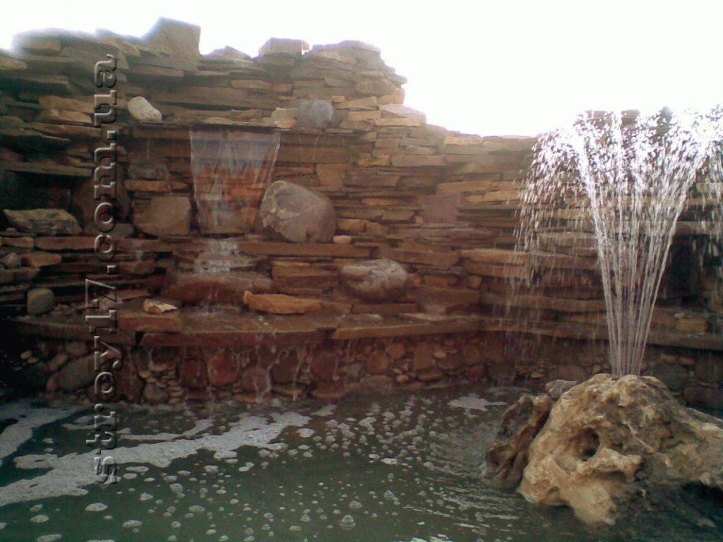 Каскадный водопад фото 4