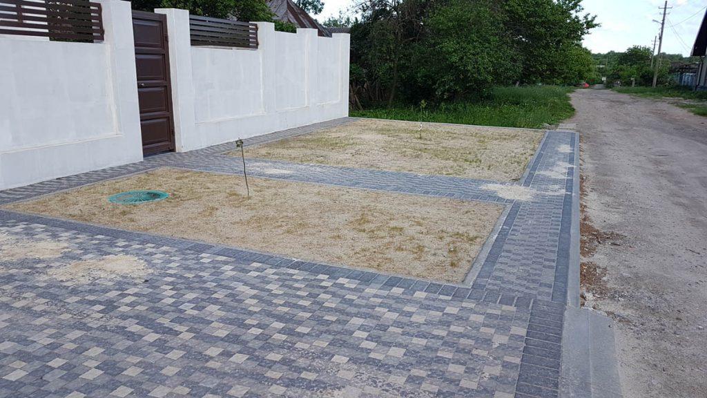 Тротуарная плитка в частном доме фото 2