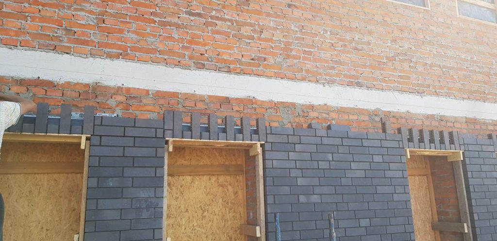 Клинкерный фасадный кирпич фото 3