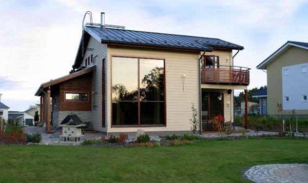 Финские дома под ключ фото