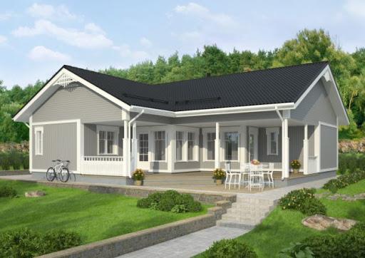 Строительство финских домов в Харькове