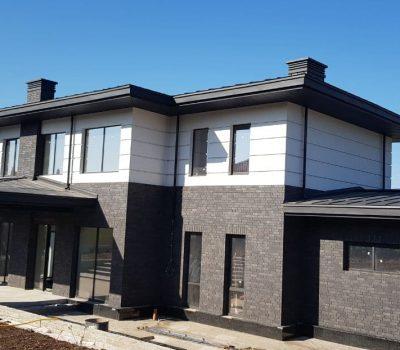 Стоимость домов из кирпича